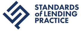Standards of lending practice logo