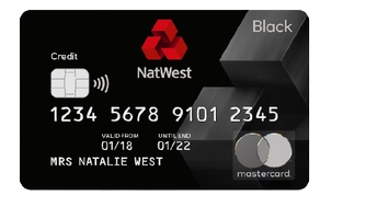 Natwest credit card 18 year old