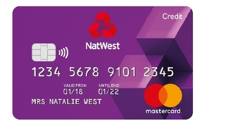 Natwest credit card online services